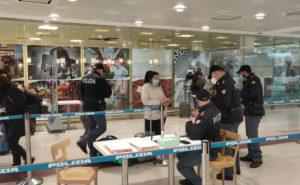 polfer polizia ferroviaria covid