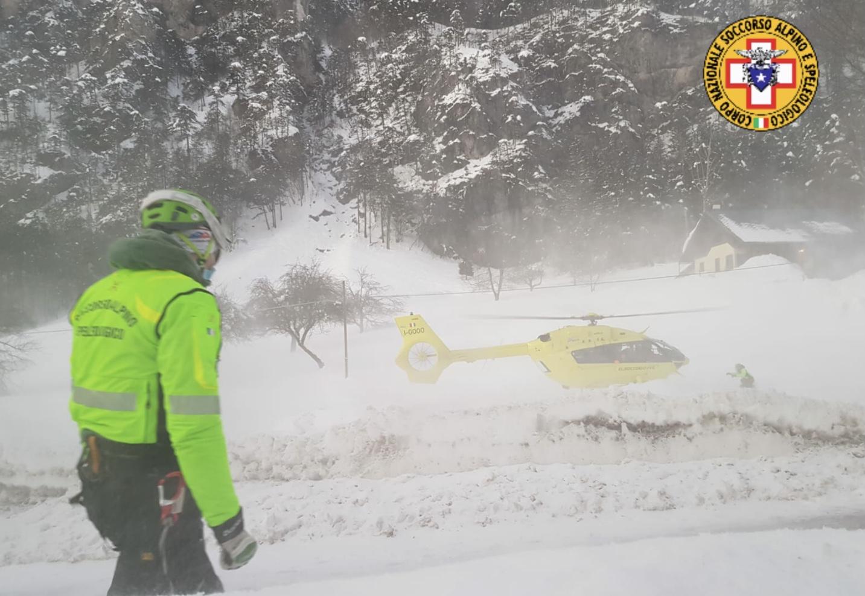 Due scialpinisti trovati morti in alta Ossola