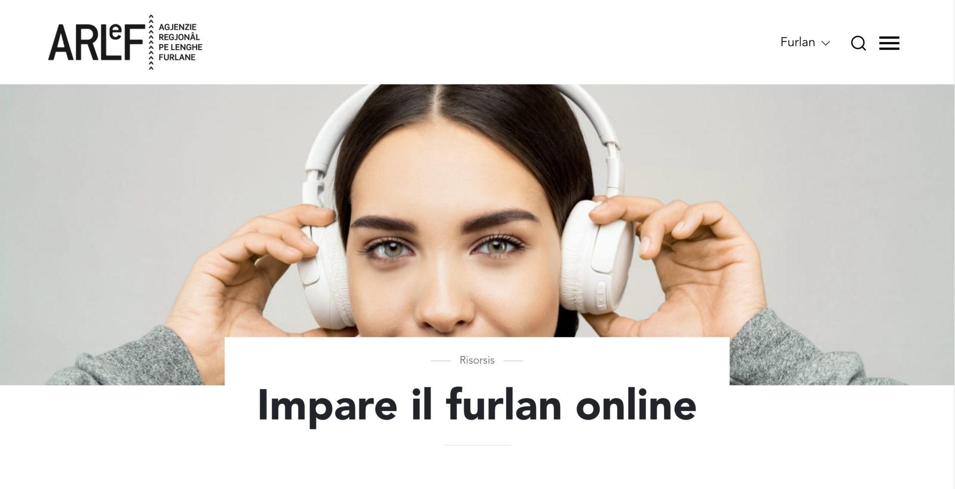 Corso di lingua friulana online