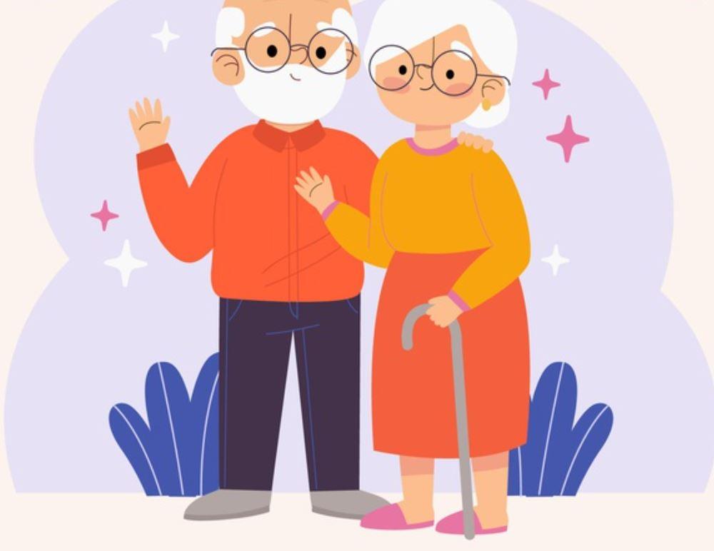Posso andare a far visita ai nonni?