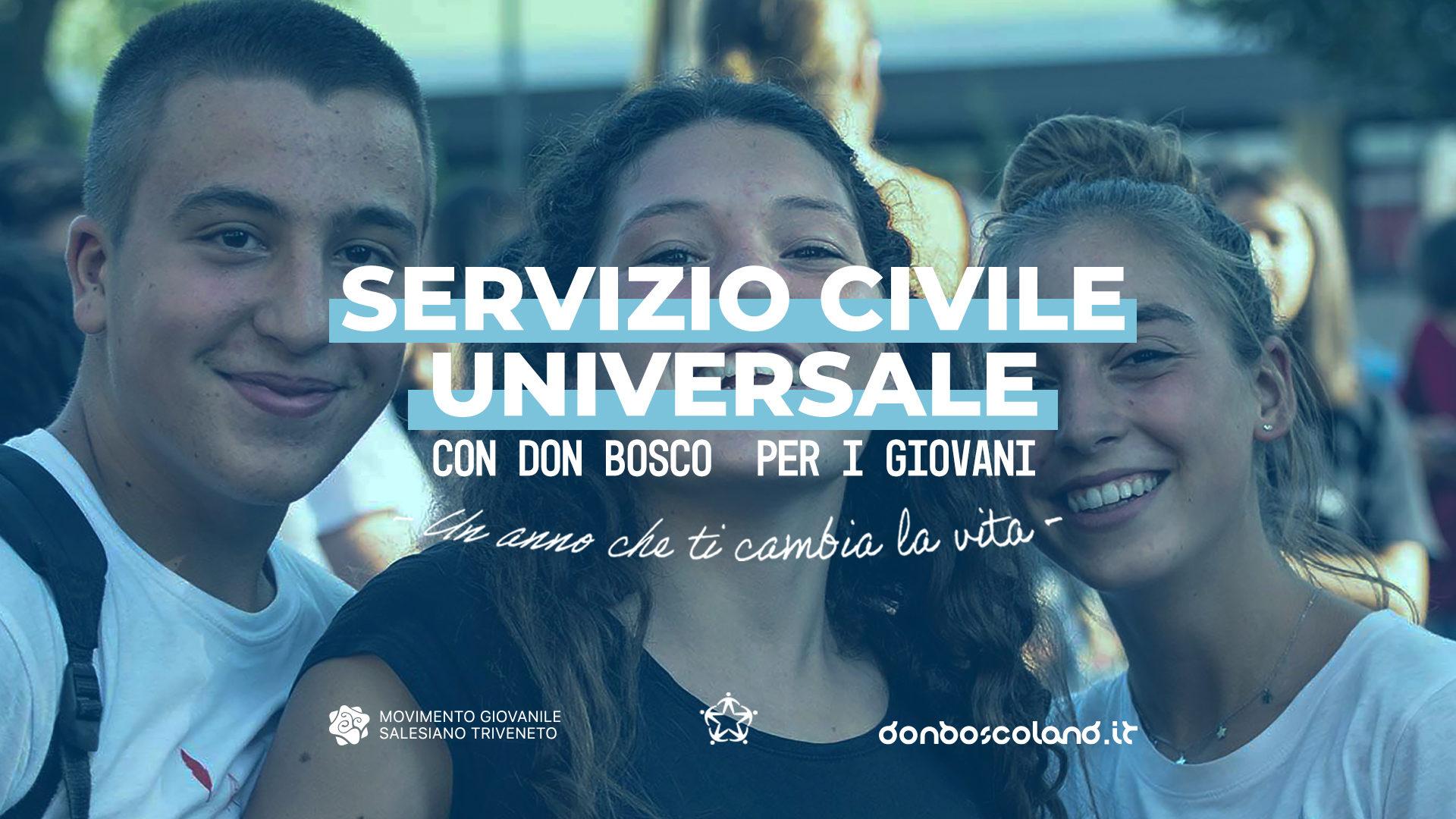 Servizio Civile Universale, opportunità per 132 giovani su 37 diverse realtà