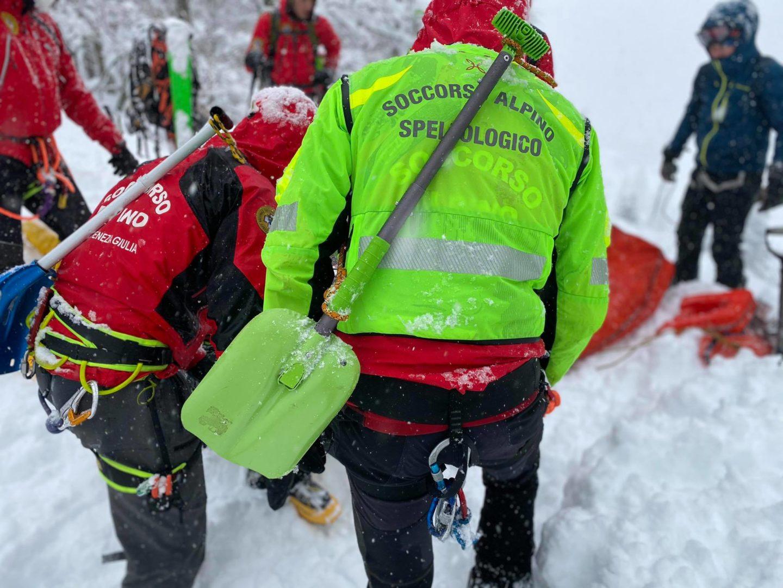 Soccorso Alpino, 2020 da record
