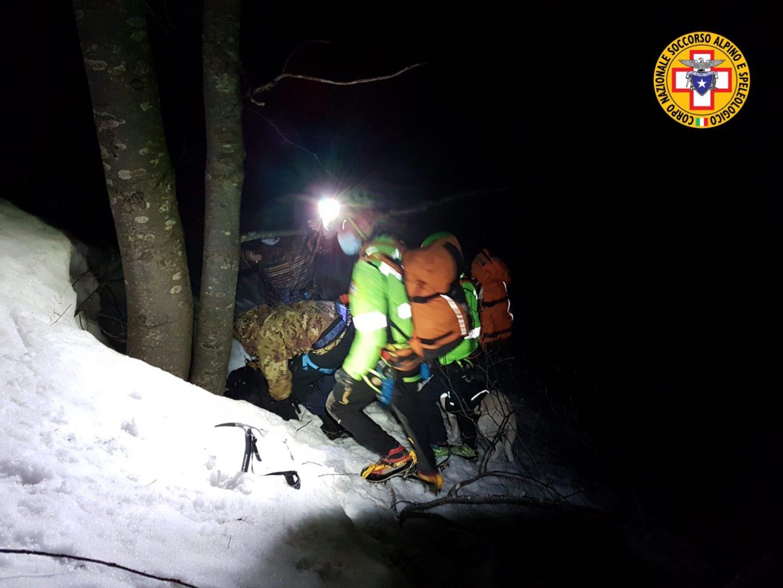Soccorsi nella notte due giovani sul Monte Musi, nelle Prealpi Giulie