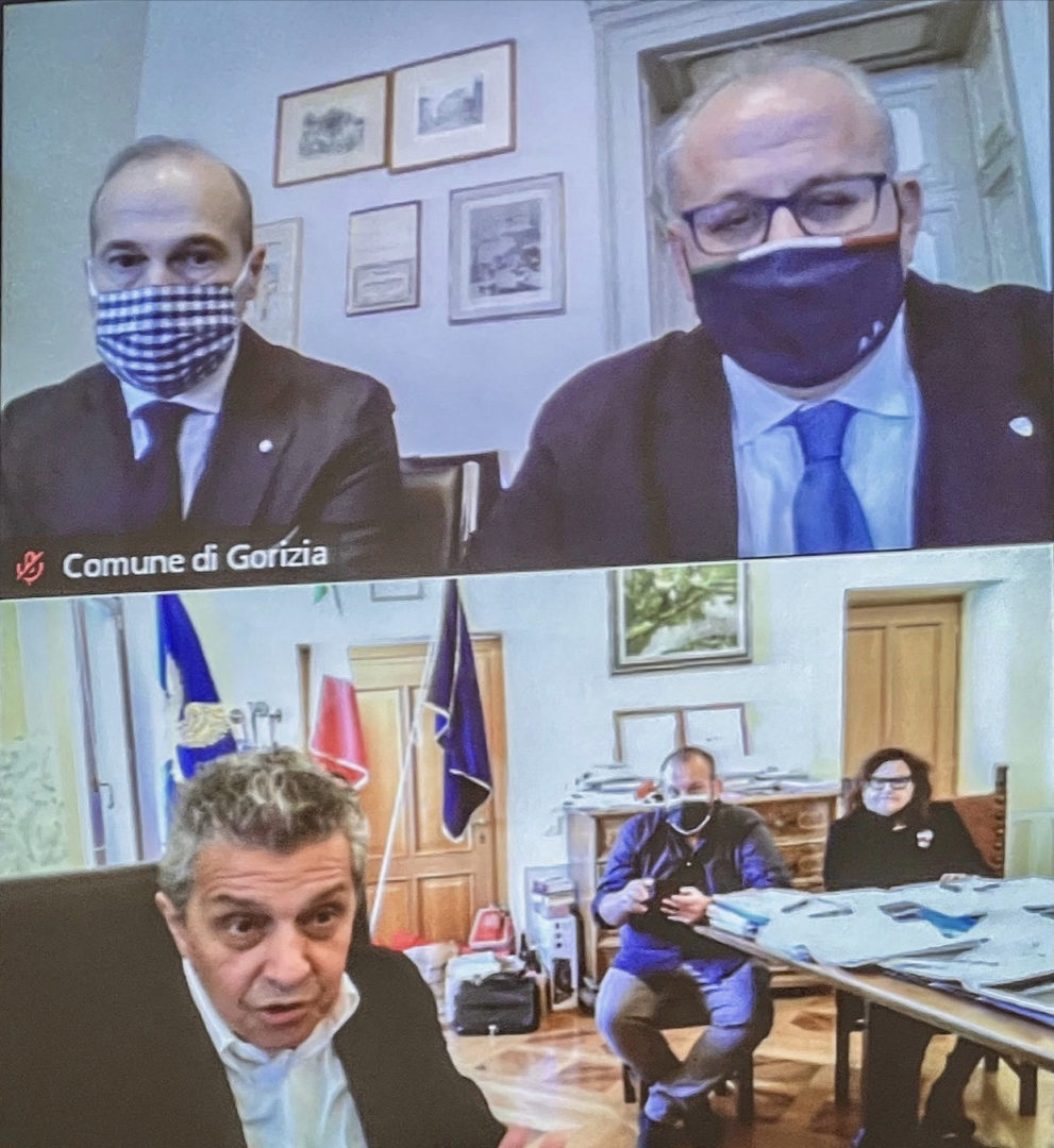 Palmanova con Gorizia Capitale Europea della Cultura 2025