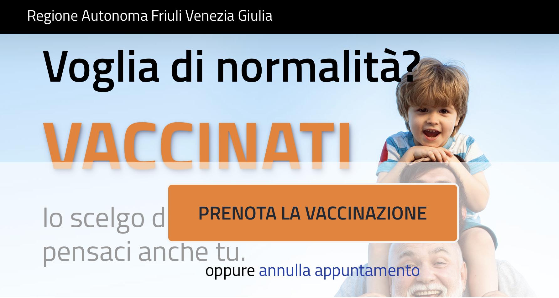 Vaccino: in 48 ore oltre 1.600 prenotazioni da webapp