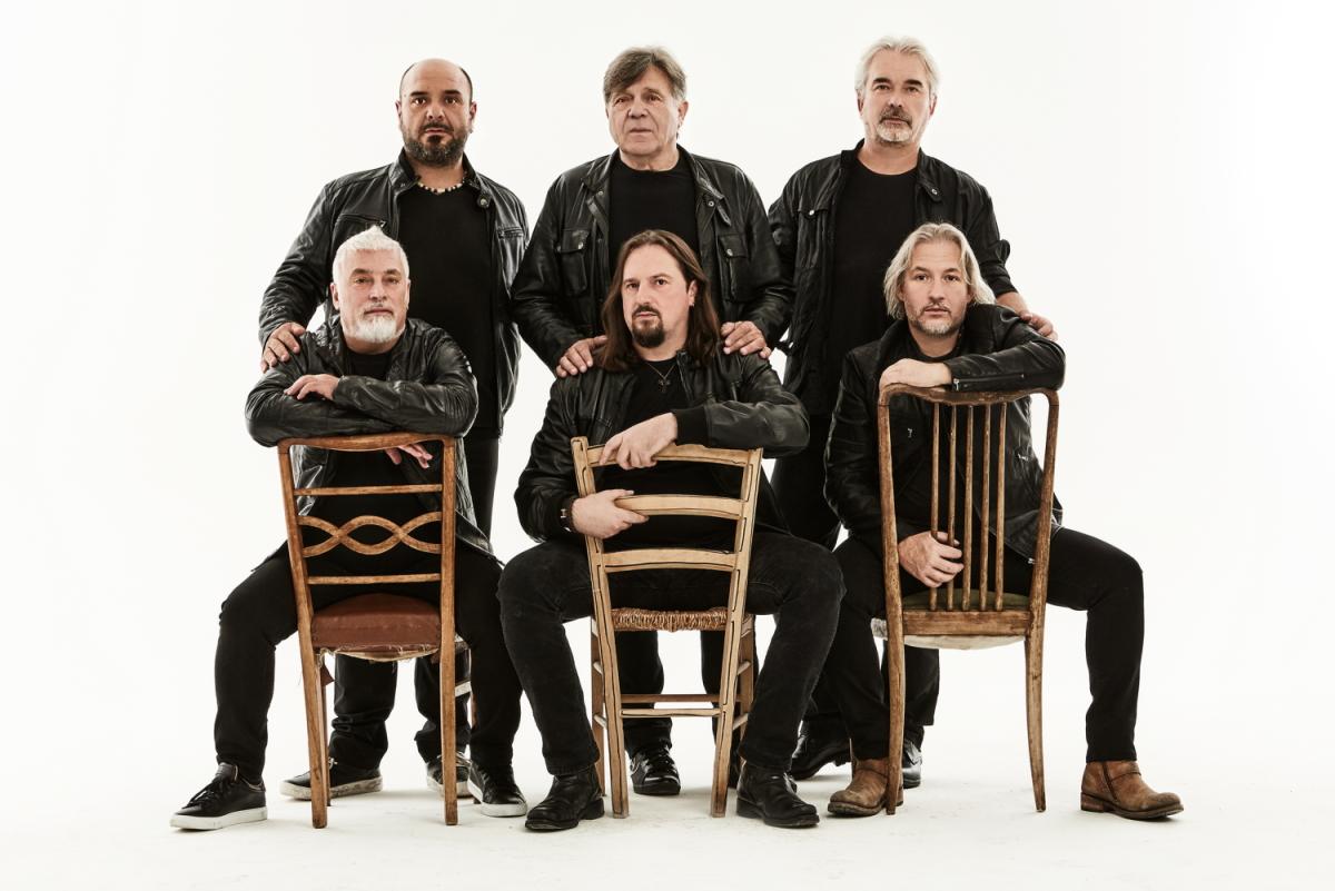 NOMADI in concerto il 19 giugno 2021 a Cervignano del Friuli