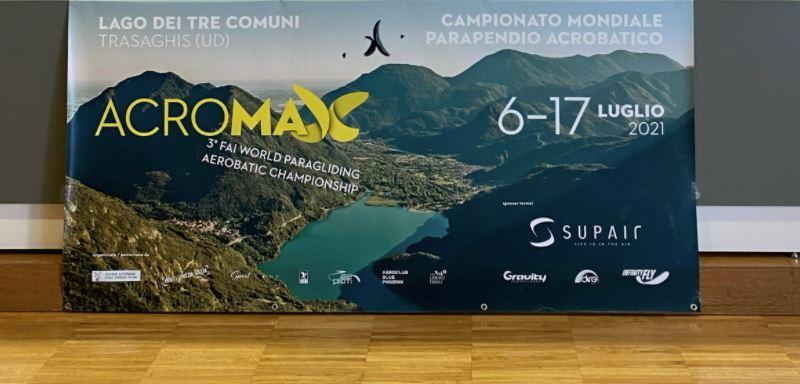 Parapendio Acrobatico sul Lago di Cavazzo 6 17 luglio 2021