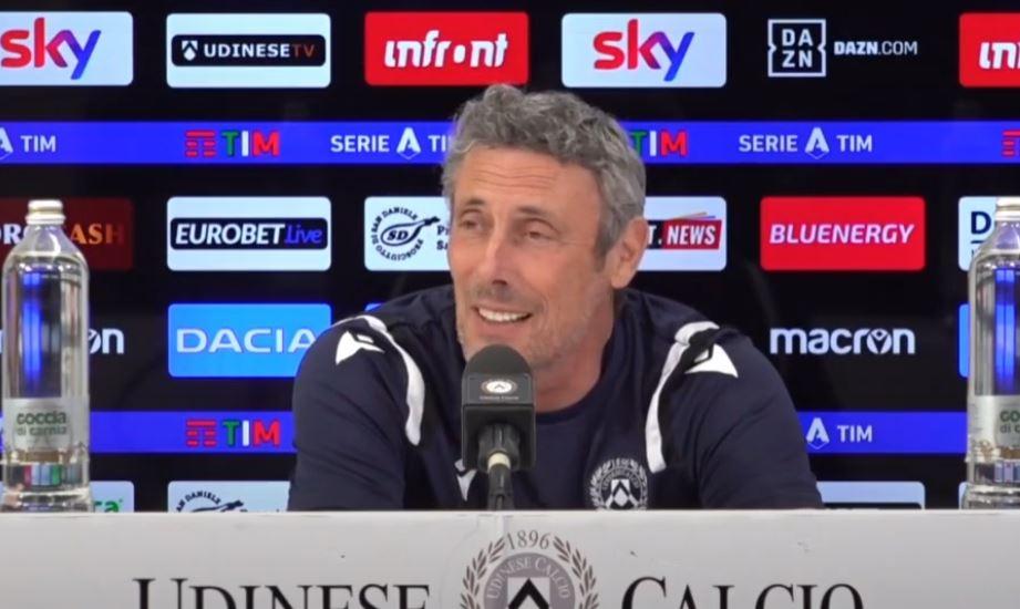 Udinese Napoli 4 0. Le parole di Gotti al termine della gara
