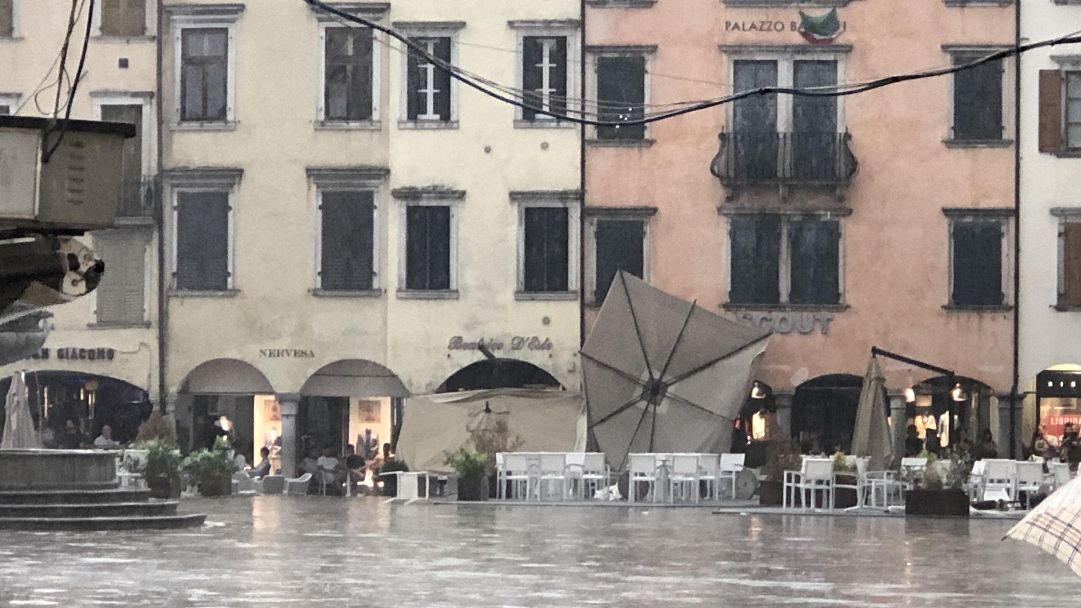 pioggia temporale maltempo