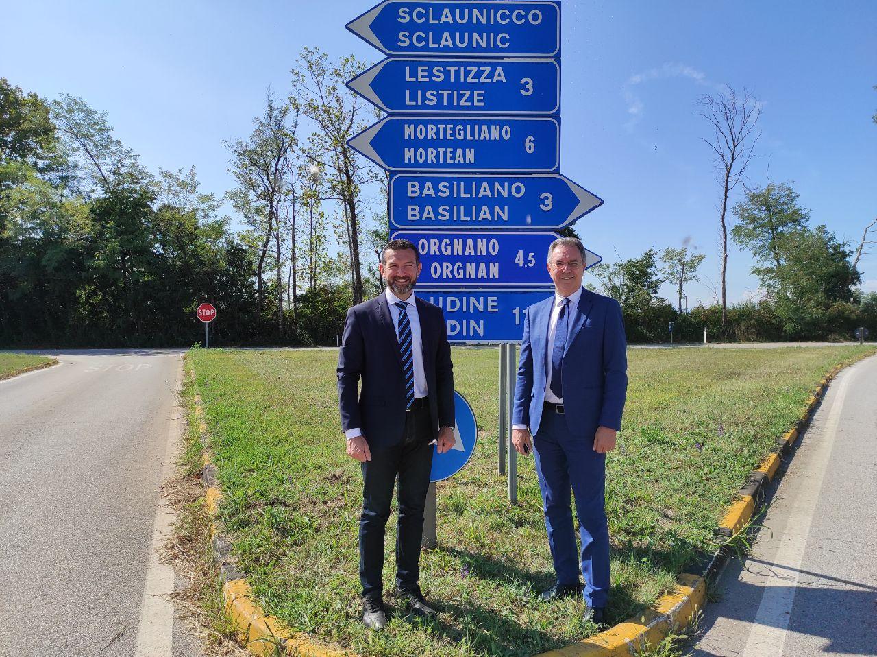 ARLeF: bando da 750 mila euro per la segnaletica bilingue
