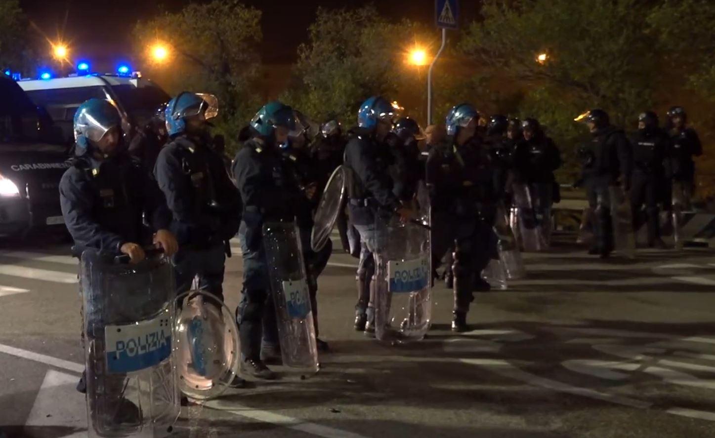 Trieste: durante le manifestazioni identificate 1500 persone ed emessi 12 fogli di via